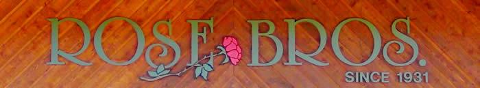 rose bros banner